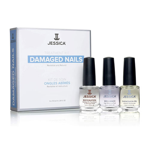 Jessica Damaged Nails Kits
