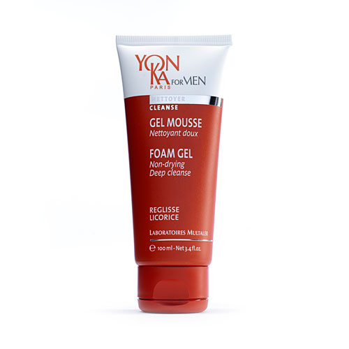 Yonka Men's Foam Gel