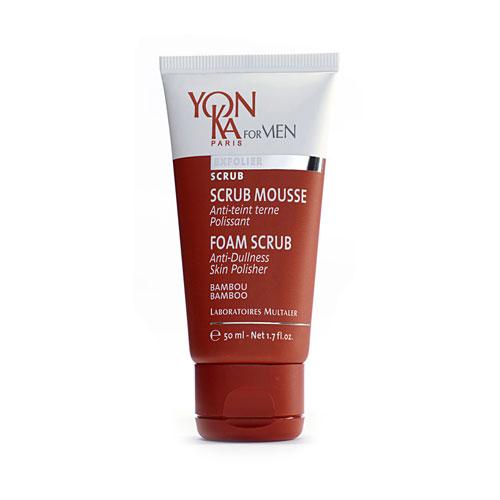 Yonka Men's Foam Scrub