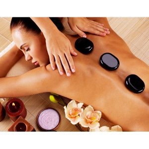 Gift Voucher Package Aroma Stone Full Body Massage