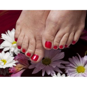 Gift Voucher Package Deluxe Leg Relief Pedicure