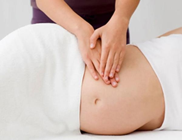 Full Body Maternity Massage