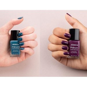 Gift Voucher Package Full Manicure with Jessica Phenom long-lasting Polish