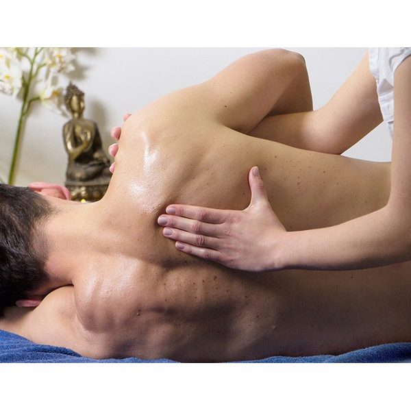 Gift Voucher Package Swedish Back, Neck & Shoulders (20 mins)